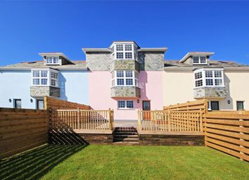 Thumbnail 4 bed terraced house for sale in Newton Road, St. Mawes, Truro