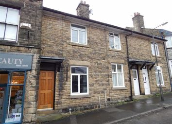 Thumbnail 2 bedroom terraced house for sale in Old Road, Whaley Bridge, High Peak