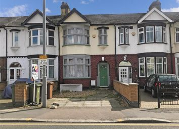 Thumbnail 3 bed terraced house for sale in Church Road, Leyton, London