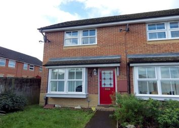 Thumbnail 2 bedroom semi-detached house to rent in Hallbrooke Gardens, Binfield, Bracknell