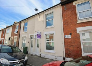 Thumbnail 3 bed terraced house to rent in Newcome Road, Fratton, Portsmouth