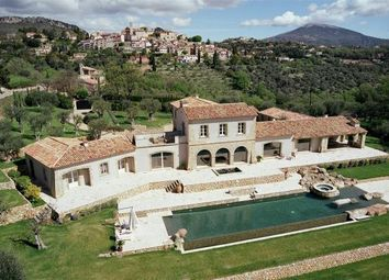 Thumbnail 5 bed country house for sale in Châteauneuf De Grasse, Near Cannes, French Riviera, 06740