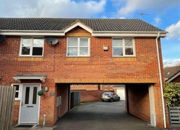 Thumbnail 2 bed property to rent in Bakers Way, Leicester