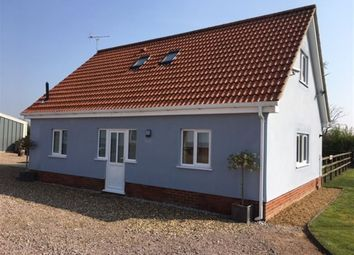 Thumbnail 2 bedroom detached house to rent in Park Lane, Reymerston, Norwich