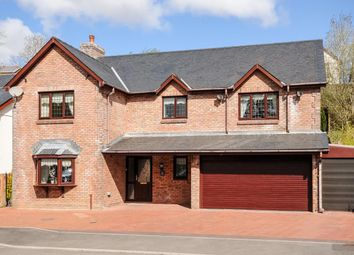 Thumbnail 4 bed detached house for sale in Brecon Road, Penycae, Swansea