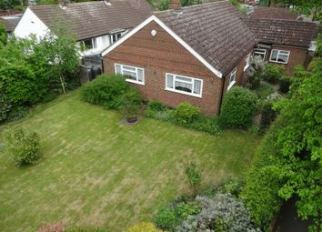 Thumbnail 3 bed detached bungalow for sale in Drayton Road, Bletchley, Milton Keynes