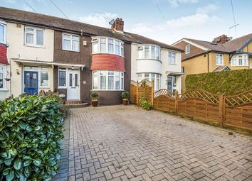 Thumbnail 3 bed terraced house for sale in Egham Crescent, Cheam, Sutton
