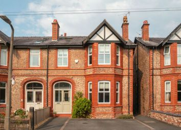 Thumbnail 5 bed semi-detached house for sale in Appleton Road, Hale, Altrincham