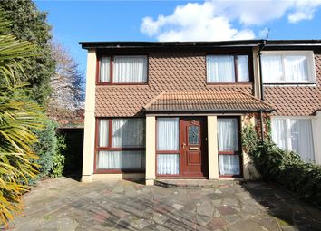 Thumbnail 3 bedroom end terrace house for sale in Ramsden Close, Orpington, Kent