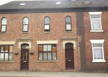 Thumbnail 3 bedroom terraced house to rent in Broad Street, Leek