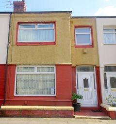 Thumbnail 4 bedroom terraced house for sale in Gorton Road, Old Swan, Liverpool