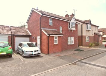 Thumbnail 3 bed detached house to rent in Keswick Close, Old Felixstowe, Felixstowe