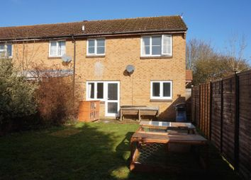 Thumbnail 1 bed semi-detached house for sale in Bowes Road, Thatcham