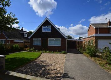 Thumbnail 4 bed detached bungalow for sale in Ashcourt Drive, Hornsea, East Yorkshire