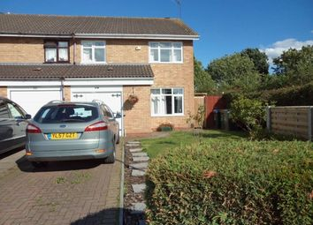 Thumbnail 3 bed end terrace house for sale in Linwood Drive, Coventry