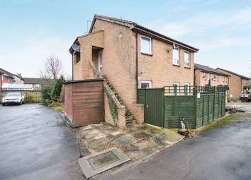 Thumbnail 1 bed flat for sale in Heather Close, Carterton