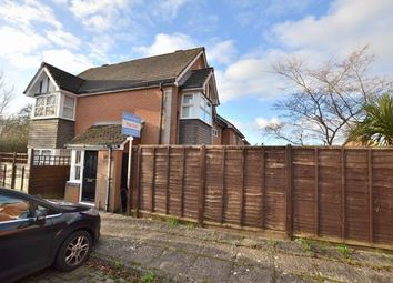 Thumbnail 1 bedroom end terrace house for sale in Browning Road, Church Crookham, Fleet