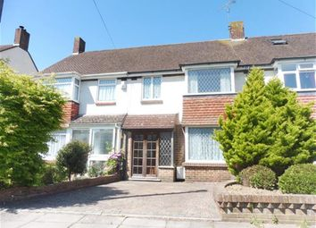 Thumbnail 3 bed terraced house for sale in Kinross Crescent, Drayton, Portsmouth