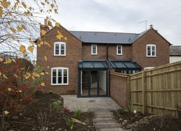Thumbnail 2 bed semi-detached house to rent in Watling Lane, Dorchester-On-Thames, Wallingford