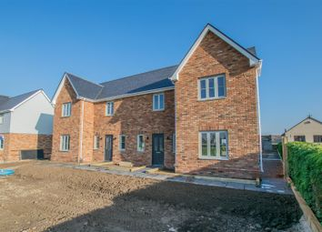 Thumbnail 4 bed property for sale in Primrose View, Widford, Ware