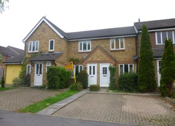 Thumbnail 2 bed terraced house to rent in Little Copse Chase, Chineham, Basingstoke