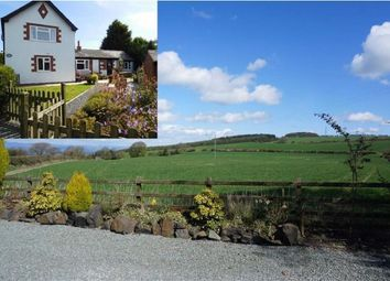 Thumbnail 4 bed detached house for sale in Trelystan, Leighton, Welshpool