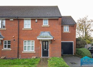 Thumbnail 3 bedroom end terrace house for sale in Arlington Green, Mill Hill, London