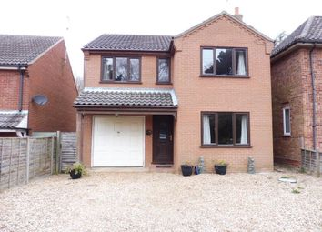 Thumbnail 3 bed detached house to rent in Trunch Road, Mundesley, Norwich