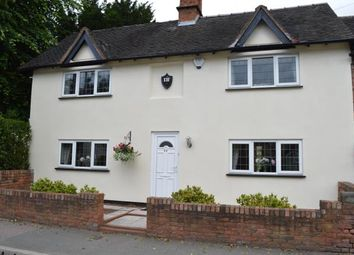 Thumbnail 3 bed semi-detached house for sale in Alrewas Road, Kings Bromley, Near Lichfield, Staffordshire