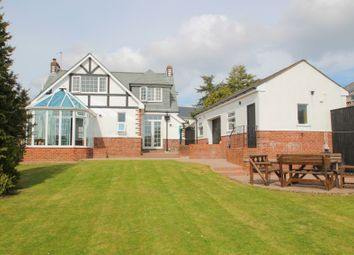 Thumbnail 4 bedroom detached house for sale in Venn Way, Hartley, Plymouth