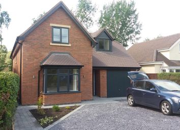 Thumbnail 4 bed detached house to rent in Fishers Drive, Shirley, Solihull