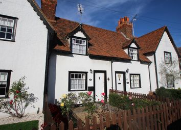 Thumbnail 2 bedroom terraced house for sale in High Street, Hunsdon, Ware