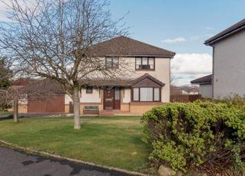 Thumbnail 4 bed detached house for sale in Wrightlands Crescent, Erskine, Renfrewshire