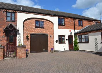 Thumbnail 3 bed terraced house for sale in Homestead Court, Stafford