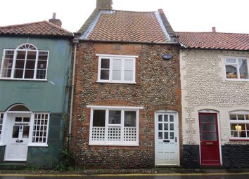 Thumbnail 1 bed terraced house for sale in Bull Close, Bull Street, Holt