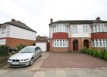 Thumbnail 3 bed semi-detached house for sale in Farm Road, London