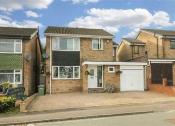 Thumbnail 4 bedroom detached house for sale in Rowland Cresent, Chigwell, Essex