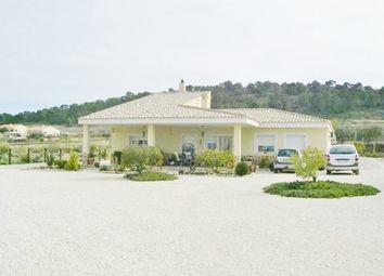 Thumbnail 3 bed villa for sale in Spain, Valencia, Alicante, Pinoso
