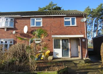 Thumbnail 3 bed end terrace house for sale in Bracken Road, Thetford