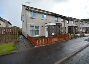 Thumbnail 3 bed end terrace house for sale in Murdoch Road, Darvel