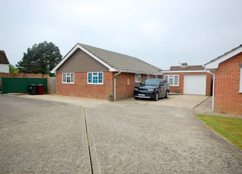 Thumbnail 3 bed detached bungalow for sale in The Horse Shoe, Selsey, Chichester
