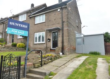 Thumbnail 2 bed semi-detached house for sale in Burns Drive, Chapeltown, Sheffield