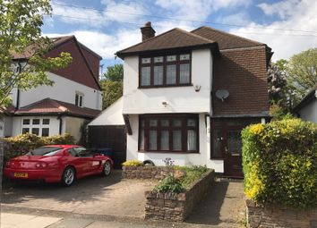 Thumbnail 3 bed detached house for sale in Shaftesbury Avenue, Southall