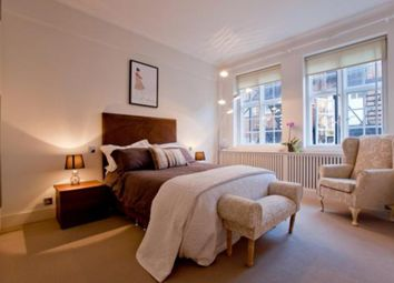Thumbnail 3 bed flat to rent in Stafford Terrace, Kensington, London