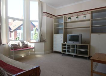 Thumbnail 2 bed flat to rent in Shaftesbury Road, Southsea