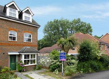 Thumbnail 4 bed end terrace house for sale in Crowhurst Crescent, Storrington, Pulborough, West Sussex