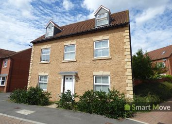 Thumbnail 6 bed property for sale in Marketstede, Peterborough, Cambs.