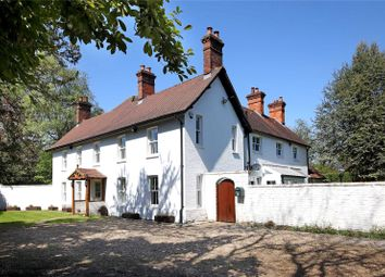 Hedsor Road, Bourne End, Buckinghamshire SL8. 7 bed detached house