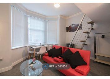 2 bed flat to rent in Swinburne Street, Derby DE1
