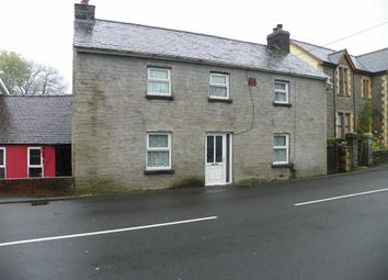 Thumbnail 4 bed semi-detached house for sale in Heol Cennen, Ffairfach, Llandeilo